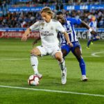 Mubarak Wakaso happy with Alaves' victory over Real Madrid