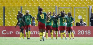 AWCON 2018: Cameroon first to book semi-finals spot