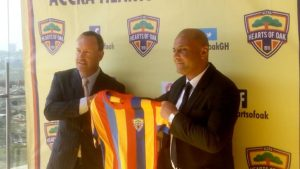 Ex West Bromwich Albion scout Kim Grant told to conquer Africa in three years