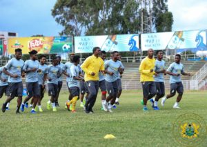 Ghana players return to club duties after  Ethiopia win