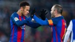 Neymar joining Real Madrid would not upset former Barcelona teammate Andres Iniesta
