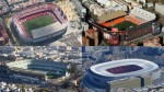 Can you name all the stadiums in LaLiga Santander?