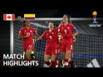 Canada v Colombia  - FIFA U-17 Women's World Cup 2018™ - Group C