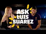 FUNNIEST MEMBER OF THE TEAM?  | Q&A with Luis Suárez