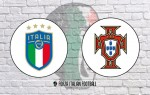 Italy v Portugal: Official Line-Ups