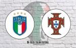 LIVE: Italy v Portugal