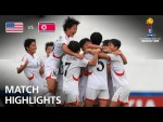 USA v Korea DPR  - FIFA U-17 Women's World Cup 2018™ - Group A