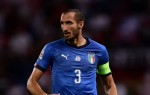 Chiellini: Italy are on the right path