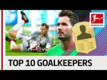 Neuer, Bürki, Sommer & More - EA SPORTS FIFA 19 - Top 10 Goalkeepers