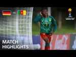 Germany v Cameroon  - FIFA U-17 Women's World Cup 2018™ - Group D