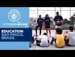 Cityzens Giving | Education in Sao Paulo