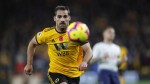 Wolves defender Jonny Otto out for six weeks with knee injury