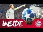 So arbeiten die Balljungen in der Allianz Arena | Inside FC Bayern