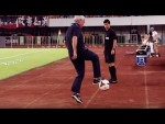 Crazy Managers Skills in Football Match ● HD