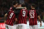 MILAN: THIRD TRAINING OF THE WEEK