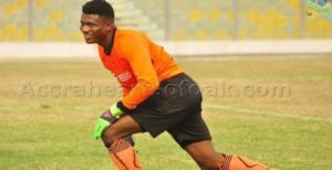 Goalkeeper Richmond Ayi ends his relationship with WAFA after a two year stint