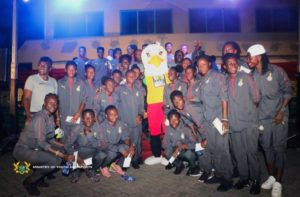 2018 AWCON: Normalization Committee rallies support for Queens ahead of must-win game with Cameroon