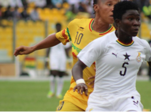 AWCON 2018: Ghana 1 v Mali 2 - Black Queens failed to keep their perfect record intact
