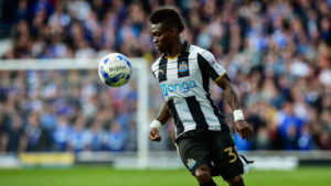 Atsu's assist help Newcastle defeat Tottenham