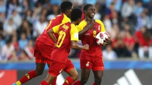 Ghana captain Mukarama Abdulai on cloud nine