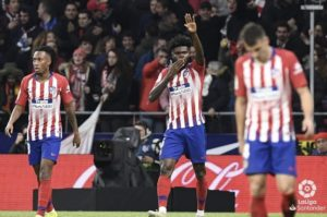 Thomas Partey nominated for 2018 BBC African Footballer of the Year