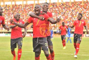Uganda reach second straight Nations Cup