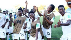 FIFA U-17 WWC: Ghana to face Mexico in quarter-finals