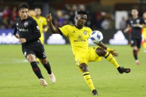 Ghana defender Harrison Afful named in MLS team of the week