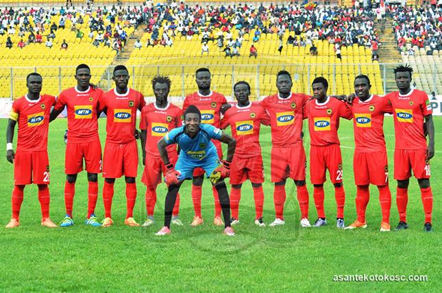 NC Special: Asante Kotoko reports Referee Maxwell Hanson to Ghana FA Normalization committee
