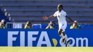 Maidens star Mukarama Abdulai gets scholarship to study in the United States