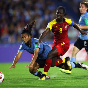 FIFA U17 WWC: Ghana skipper Abdulai Mukarama hoping to build on fine start in subsequent games award in Uruguay hammering