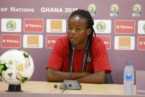 2018 AWCON: Sherifatu Sumaila lauds coach Bash's influence ahead of Cameroon clash