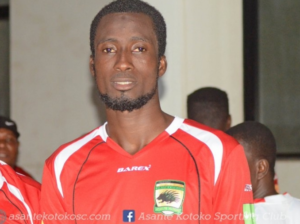 Kotoko midfielder Umar Basiru hails on 'tactical and brilliant' Coach CK Akonnor