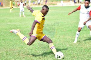 Medeama defender Ibrahim Yaro signs three year deal