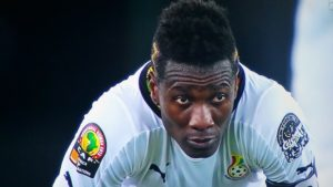 Players leave Black Stars with pain - Asamoah Gyan