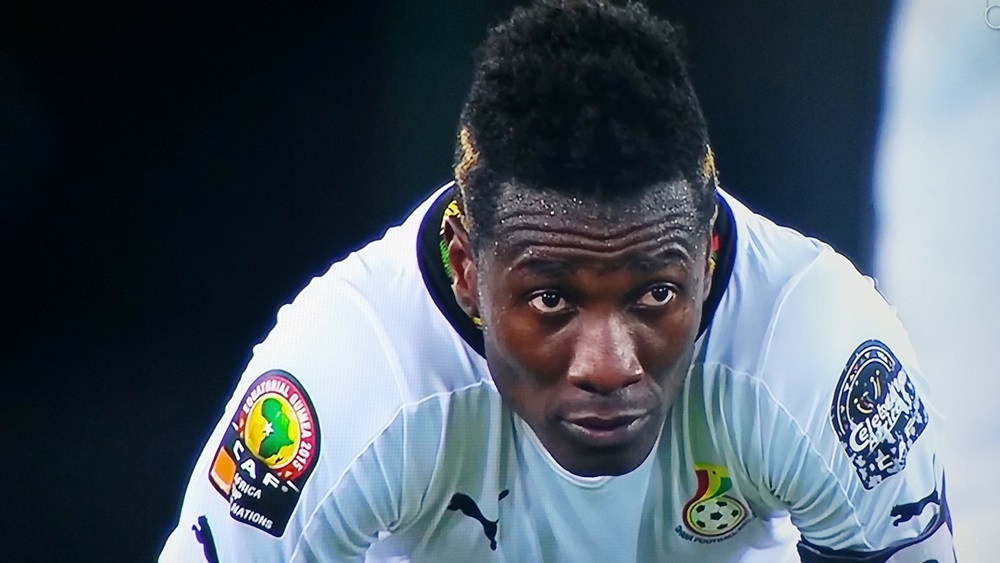 Asamoah Gyan relives his World Cup Experiences