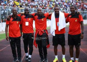 Black Stars technical staff to leave for Kenya on Sunday