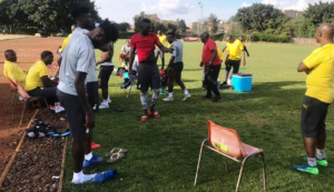 2019 AFCON Qualifiers: Black Stars gears up for upcoming Ethiopia clash [PHOTOS]