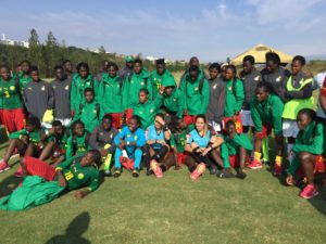 Black Maidens skipper Mukarama Abdulai  disappointed with defeat to Cameroon