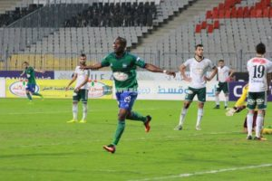 Egyptian side Zamalek interested in John Antwi
