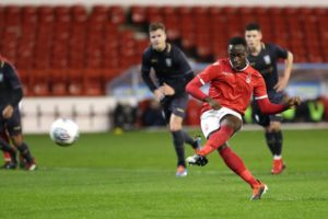 Nottingham Forest deny report they are ready to sell Ghanaian youngster Arvin Appiah