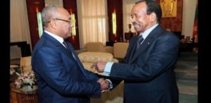 Paul Biya's message to CAF after Cameroon lost AFCON hosting right