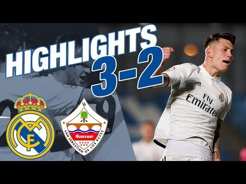 ALL GOALS | Real Madrid Castilla 3-2 San Sebastián de los Reyes