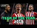UEFA.com fans' Team of the Year - Atlético
