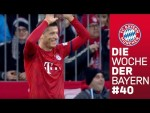 Kopfball-Monster Lewandowski & Gruppensieg in der CL | Die Woche der Bayern | Ausgabe 40