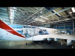 Real Madrid A380 - Emirates | Timelapse