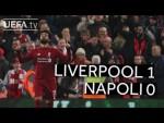 LIVERPOOL 1-0 NAPOLI #UCL HIGHLIGHTS
