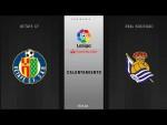 Calentamiento Getafe CF vs Real Sociedad