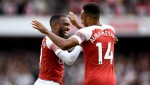 Video: Aubameyang & Lacazette Take Part in Commentary of Arsenal's North London Derby Triumph