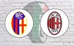 LIVE: Bologna v AC Milan